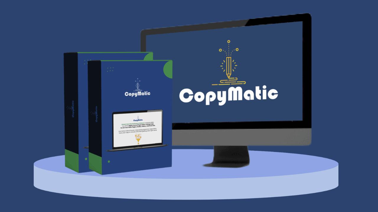 CopyMatic Review