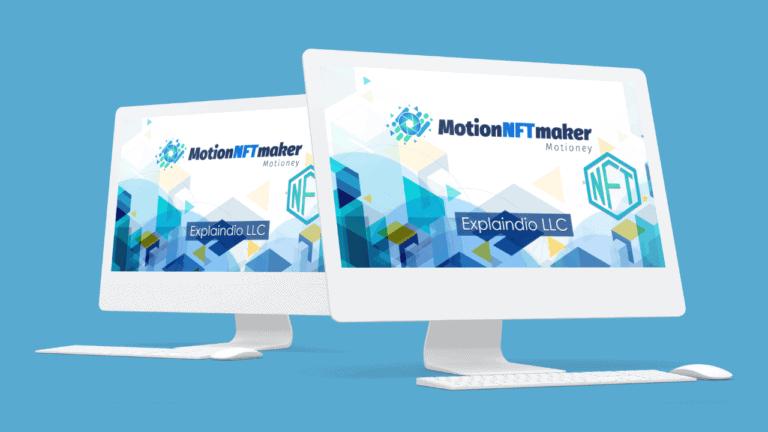Motion NFT Maker Review